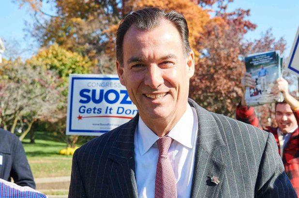 Congressman Souzzi calls for armed resistance against President Trump