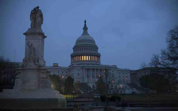 United States Congress spends more money than they have with this new omnibus budget deal.